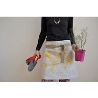 Waist Apron / Half Apron with pockets